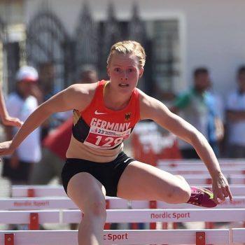 Deaflympics-Bronze für Felicitas Merker