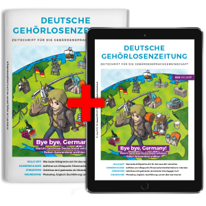 Lies die DGZ gedruckt und digital!