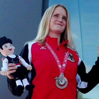 Deaflympics-Silber für Sportschützin Melanie Stabel