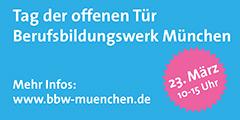 Tag der offenen Tür 2019 im BBW München