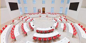 Landtag Brandenburg/Manuel Dahmann