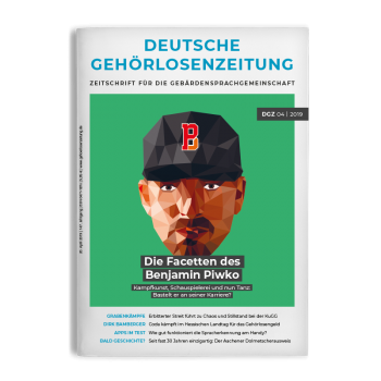 DGZ 04 | 2019 print