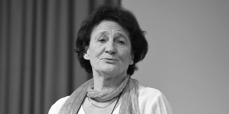 Karin Kestner gestorben (DGB/Anton Schneid)