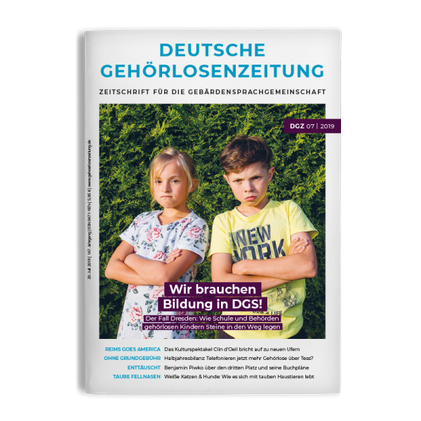 DGZ 07 | 2019 print