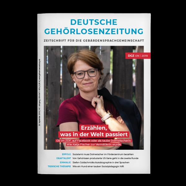 DGZ 09 | 2019 print