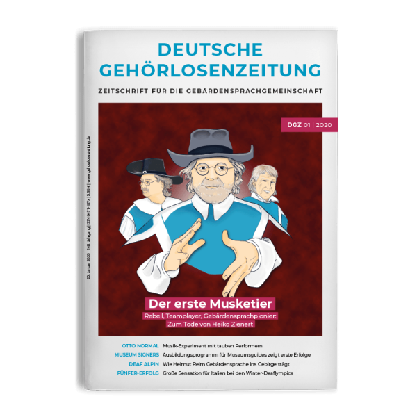 DGZ 01 | 2020 print