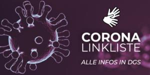 Coronavirus-Linkliste