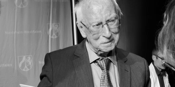 Werner H. Kliewer ist gestorben