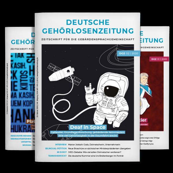 Jahres-Abonnement print