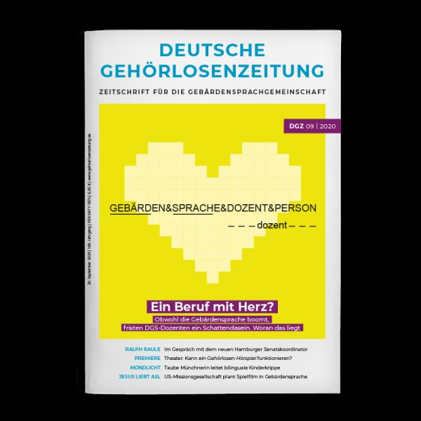 DGZ 09 | 2020 print