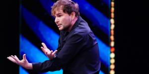 Rafael Grombelka tritt bei Supertalent auf