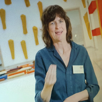 Virtuell und in Gebärdensprache durchs Museum