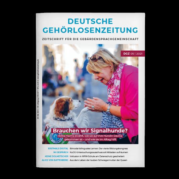 DGZ 05 | 2021 print